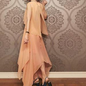 New BCBG MaxAzria 100% silk dress